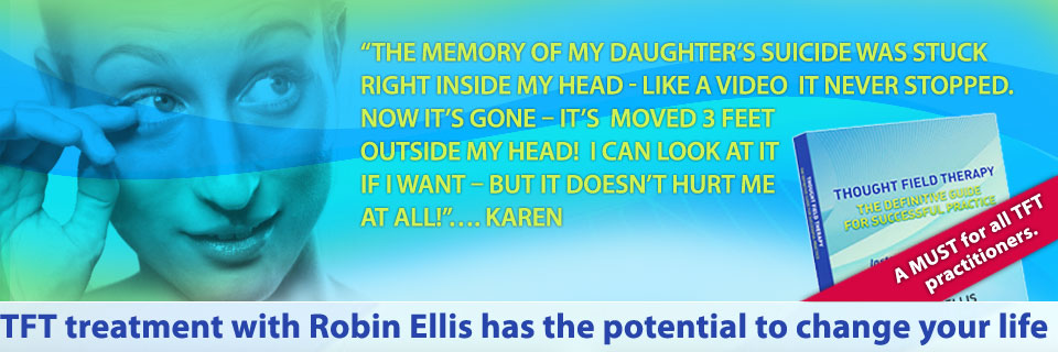 TFT treatment with Robin Ellis has the potential to change your life